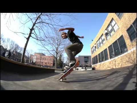 Chicago Skateboarding 2013 - Newbury & Downtown - 03.23.13