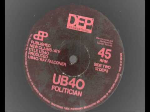 Ub40 - Folitician