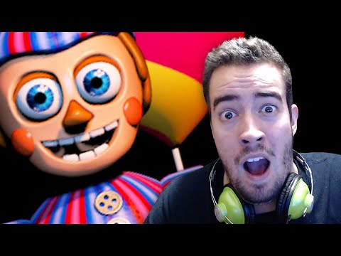 A NOITE IMPOSSÍVEL! - Five Nights At Freddy's 2