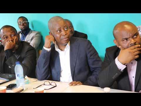 Boketshu interpelle Adolphe Muzito, ancien Premier Ministre