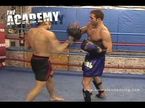 muay thai drills Image 1