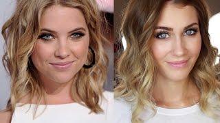 Ashley Benson inspired Make-up & Hair | BELLA
