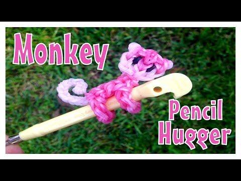 Monkey Pencil Hugger (Remake)