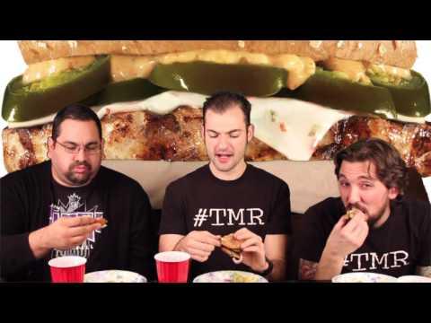 Carl's Jr. All Natural Jalapeno Turkey Burger - Ep. 716 #TMR