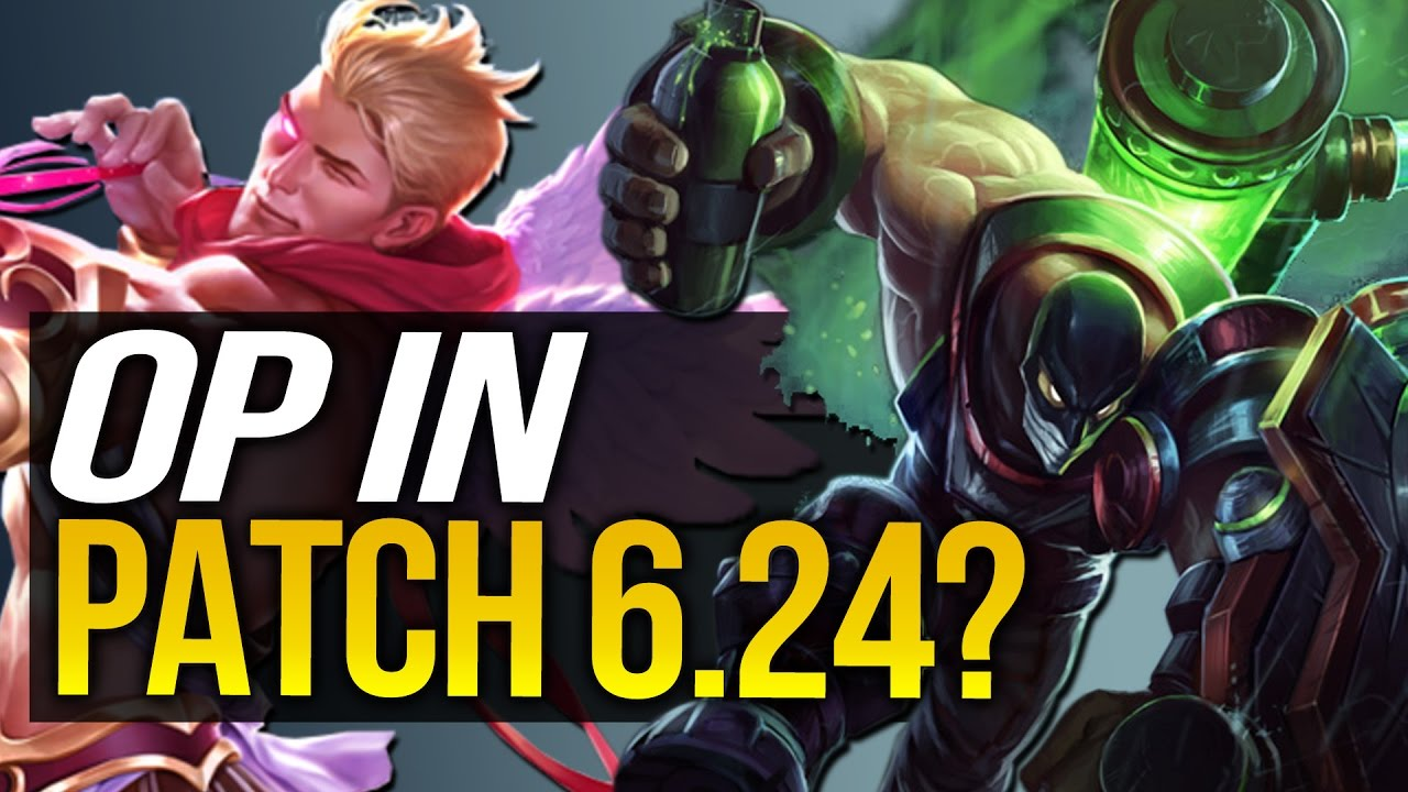 NEW OP CHAMPS IN 6.24 - RETURN OF AKALI? Champs to watch / Nerfs / Buffs (League of Legends)