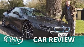 BMW i8 2015 In-Depth Review   OSV Car Reviews