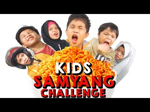 Download Lagu KIDS SAMYANG CHALLENGE | Gen Halilintar MP3 Free