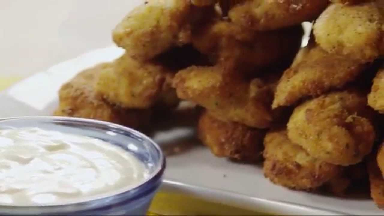 Chicken Recipes - How to Make Fried Chicken Tenders - YouTube