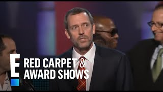 PCA 2010: Hugh Laurie& House cast accept awards for Favorite TV Drama and Drama Actor