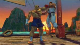 Super Street Fighter IV - 35 Personajes(Character)