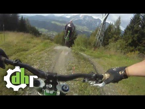 Bikepark Planai Chest Camera by downhill-rangers.com