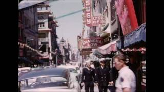 San Francisco in 1958