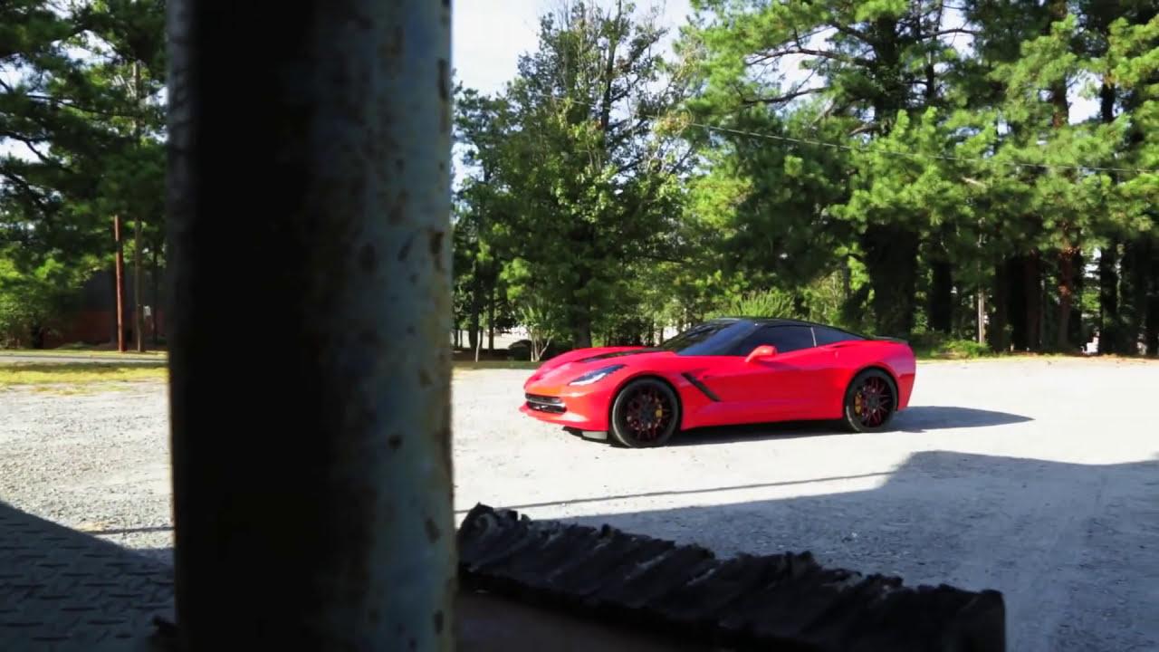 Roadshow Forgiato Wheels Chevrolet Corvette Stingray