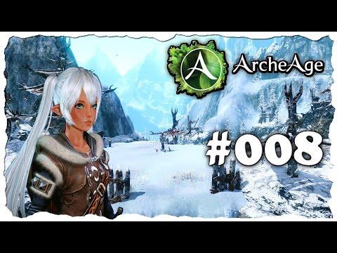 Let's Play Archeage #008 [Deutsch] [HD] - Mikaellas Vater