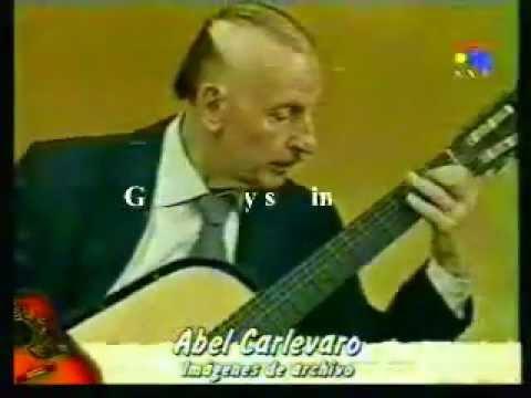 Abel Carlevaro - Evocación - Preludio Nº1