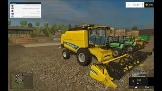 Обзор карты Еленовка для Farming Simulator 2015