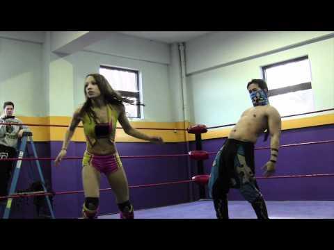 Beyond Wrestling - [Free Match] Brian Fury v. Mikaze v. Mercedes KV v. Nick Fahrenheit (Intergender)