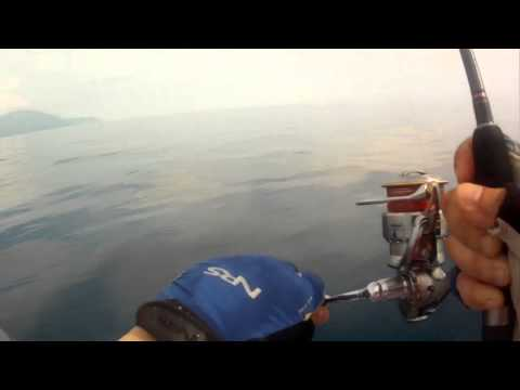 2013 - Gone Fishing With The Guys - Diamond Trevally
