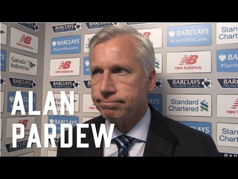 Alan Pardew Post Liverpool