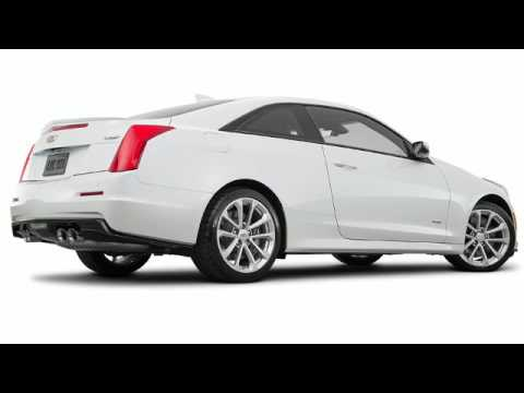 2017 Cadillac ATS-V Video