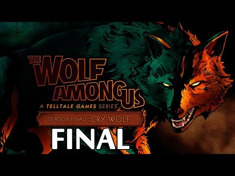 The Wolf Among Us EPISODIO 5 Español Capitulo FINAL Cry Wolf...