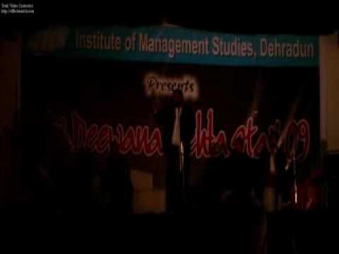 Ashish Anal  Ims, Dehradun2.mp4 video