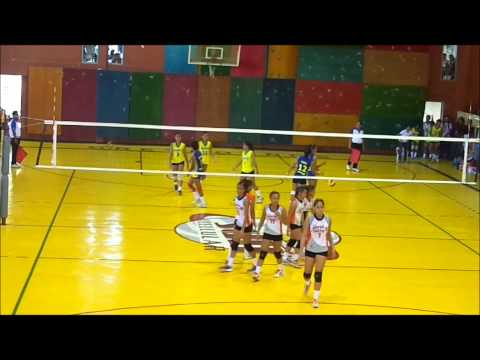 Palarong Pambansa 2013 Volleyball Girls Secondary