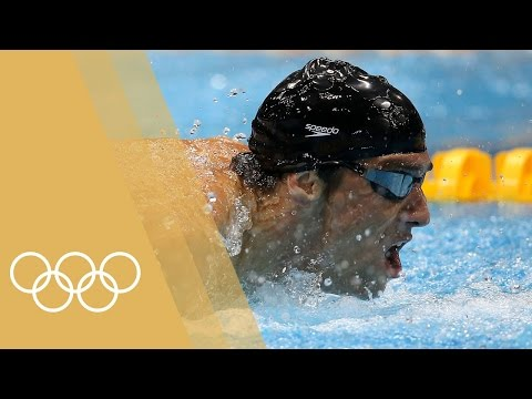 Michael Phelps [USA] - Men's 200m Medley | Champions of London 2012