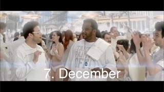 7 December Mashup Christmas Countdown