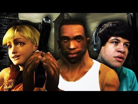 SURPRISE CJ! - Resident Evil 4