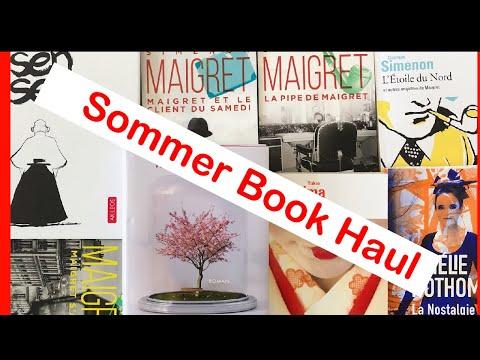 Bücher zum Französisch lernen. Sommer Book Haul