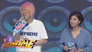 It's Showtime: Vice Ganda jokes about his nativity