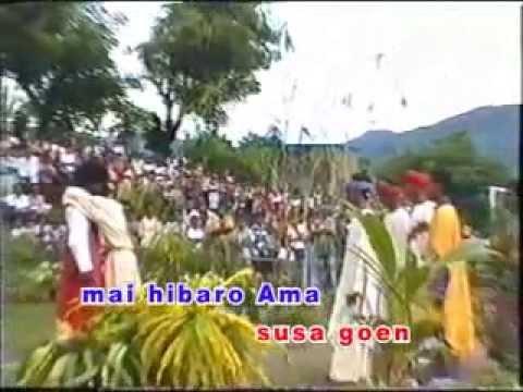 Lagu Paskah Daerah Flores Larantuka getsemani video