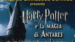 ANTARES e la magia di Harry Potter