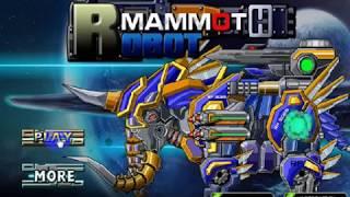 GAME LẮP RÁP ROBOT VOI MA MÚT MAMMOTH trochoiviet.com