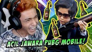 NGAKAK MOMENT ACIL SI BOCAH BARBAR! - PUBG MOBILE INDONESIA