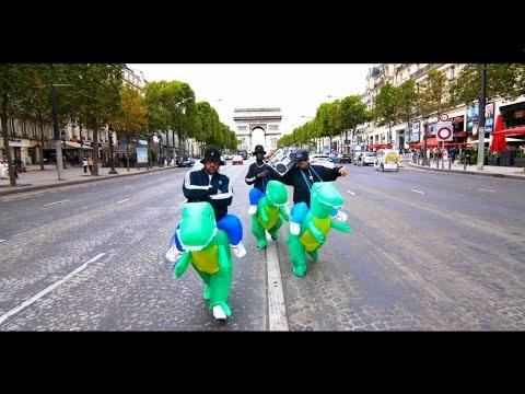 """DJ CLIF présente """"RAP JURASSIC"""" Feat. RONSHA & G-ZON (LA MEUTE)"""