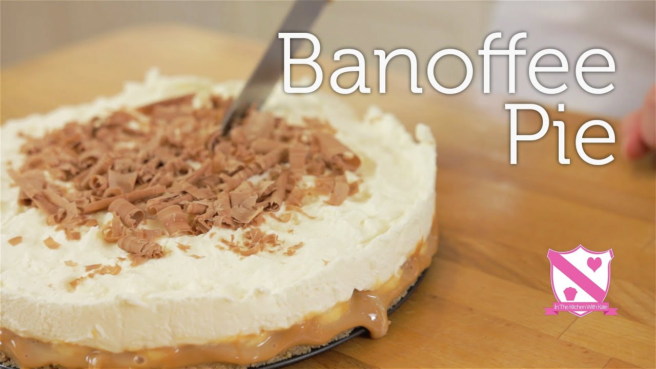 Banoffee Cake Recipe Video