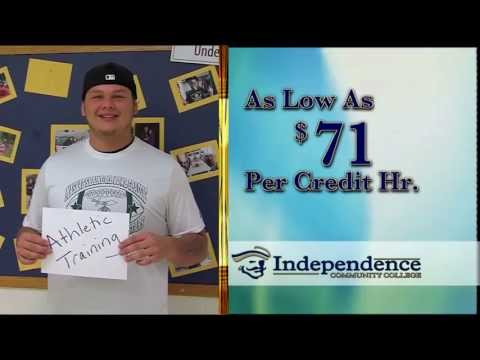 Independence Community College: Where do you want to go?