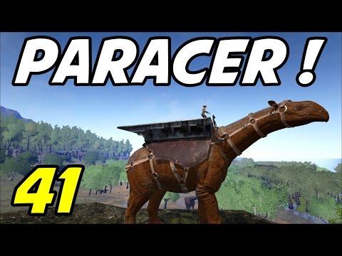 "ARK Survival Evolved - E41 ""Paracer & Platform!"" (Gameplay / Playthrough / 1080p)"