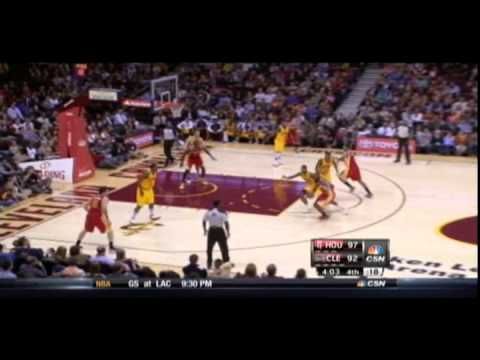 James Harden scores 16 points in the fourth quarter vs. Cavs