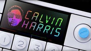 Teenage Engineering OP1 sounds like Calvin Harris (Rollin)