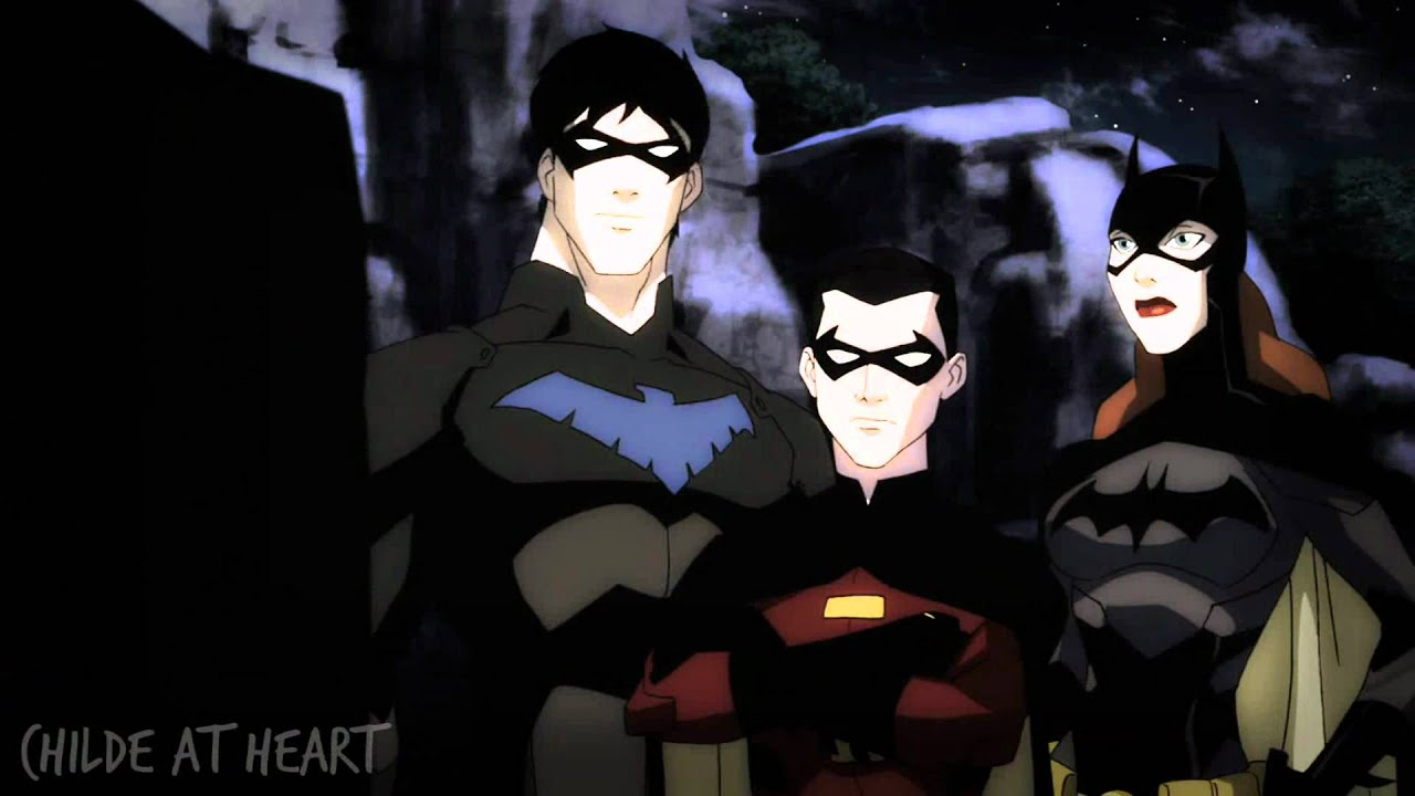 Young Justice Robin Tim Drake And Wonder Girl maxresdefault jpg
