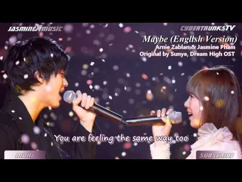 Dream High Maybe English Version Duet) [lyrics Mp3] video