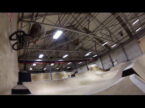 JET LAGGED. DUSTIN GRICE. Unit 23 Skatepark - Scotland, United Kingdom. Link Foundation