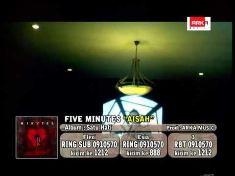 FIVE MINUTES AISAHOFFICIAL VIDEO