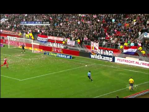Samenvatting FC Utrecht-Ajax