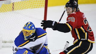 Gotta See It: Insane seven-goal third period between Flames and Blues