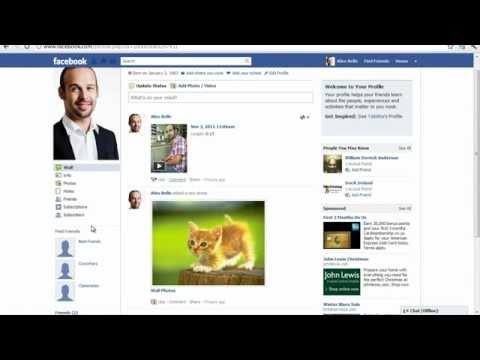 How to Add Facebook Friends and Create Lists