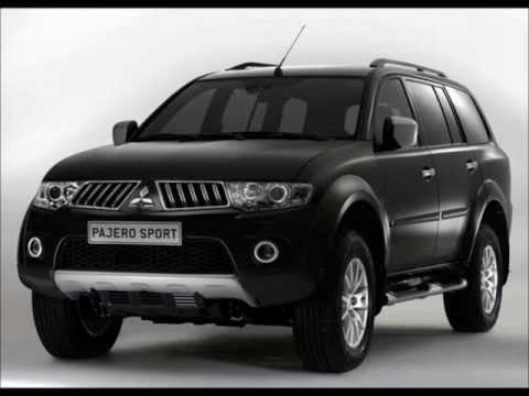 Mitsubishi Pajero Sport 2012- Car in India